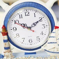 Đồng hồ để bàn trang trí phong cách bắc âu
