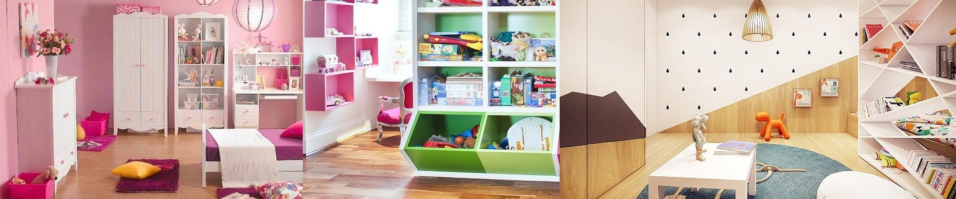 Đồ trang trí cho phòng ngủ trẻ em luôn được coi trọng nhất