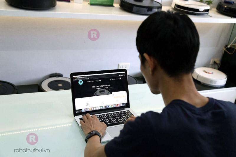 Chuyên gia tư vấn robot hút bụi lau nhà (robothutbui.vn) luôn sẵn sàng giúp bạn