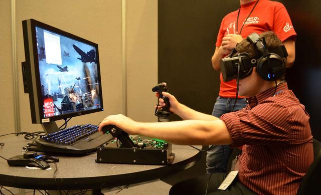 Thiết bị chơi game thực tế ảo tốt nhất