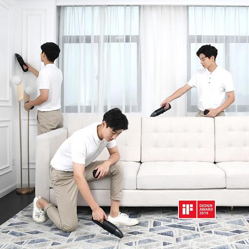 Máy Hút Bụi Cầm Tay Đa Năng Xiaomi Cleanfly-FVQ