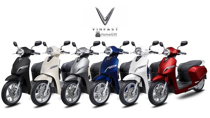 Xe điện VinFast Klara - Xe máy điện thông minh Việt Nam