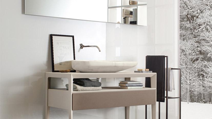 Màu trắng tối giản và hiện đại