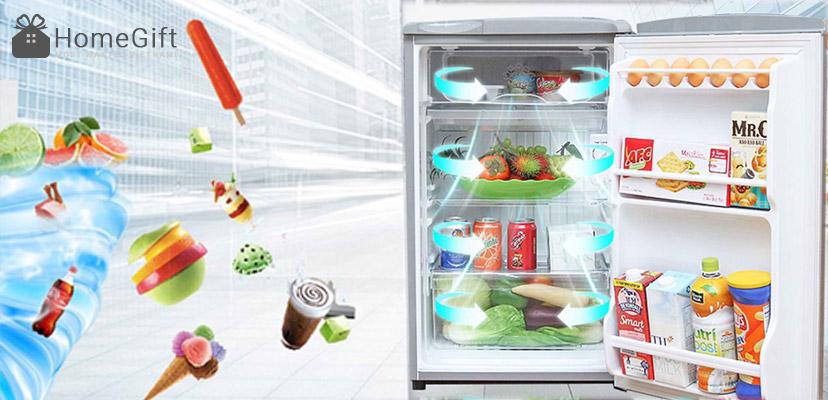 'Top' tủ lạnh mini giá tốt, tiết kiệm điện