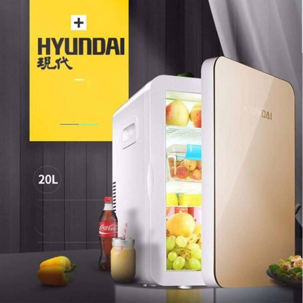 Tủ lạnh Hyundai 20L trên ô tô