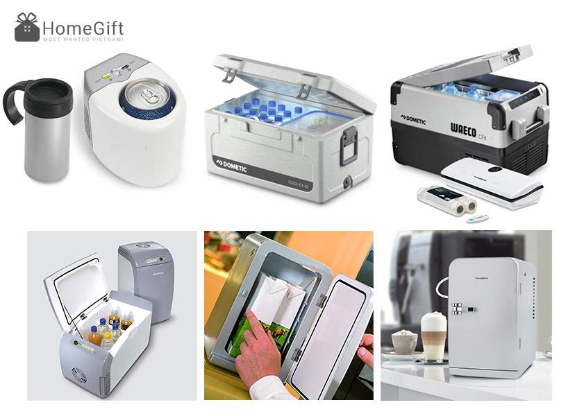 Tủ lạnh minibar 2 chiều, tủ lạnh ô tô hay tủ lạnh portable