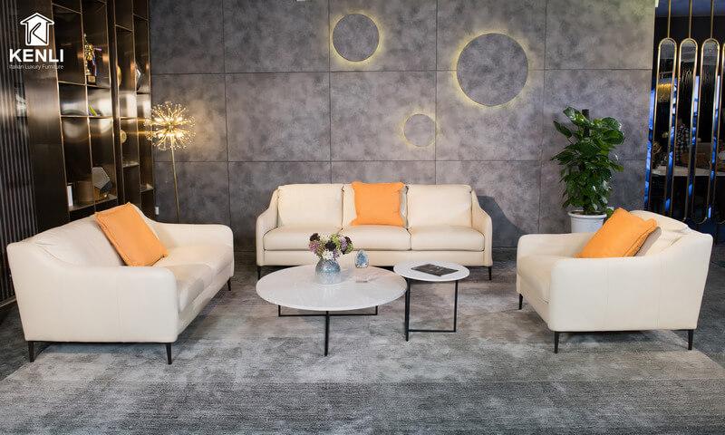 Kiểu dáng - kích thước sofa là tiêu chí cần tìm hiểu trước khi mua