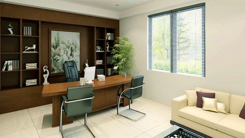 Chất lượng bàn ghế và vị trí ngồi ảnh hưởng nhiều đến năng suất làm việc