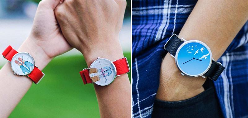 Đồng hồ tự thiết kế thương hiệu Đức - Dyoss Watch