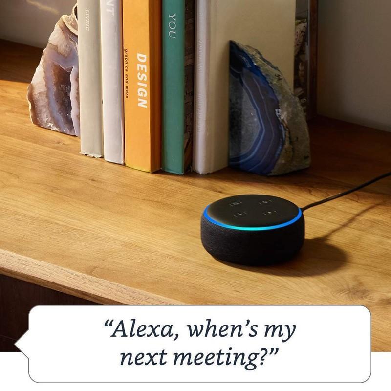 Loa thông minh Amazon Echo Dot 3