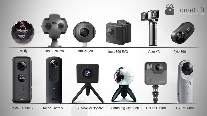 Review đánh giá top 12 camera 360 tốt nhất 2019