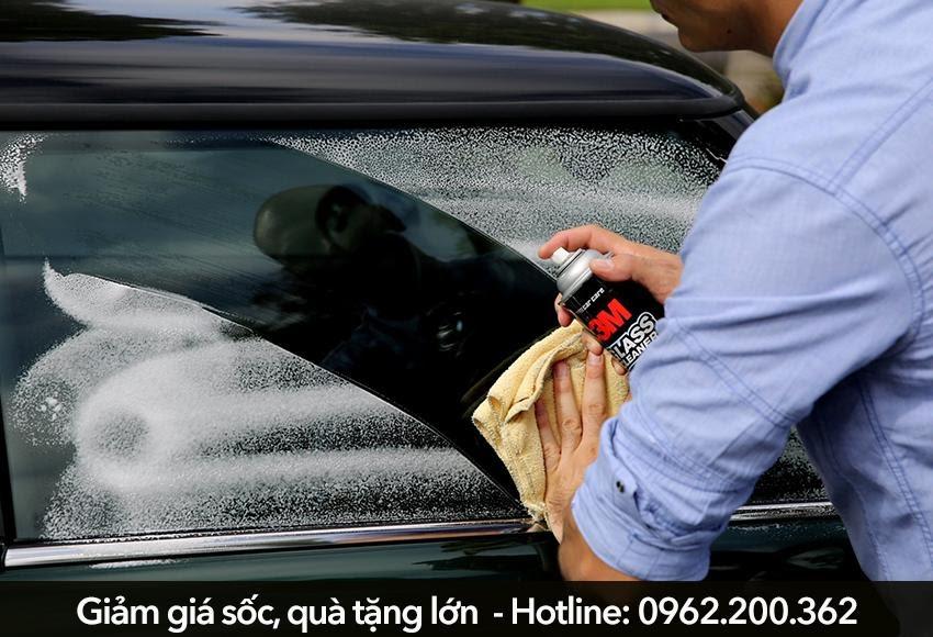 chương trình giảm giá đặc biệt cho Dung dịch tẩy ố kính ô tô