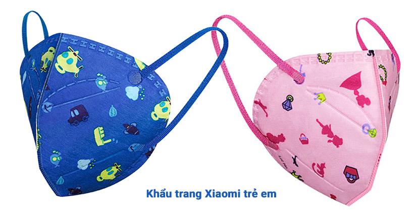 Khẩu trang chống bụi trẻ em Xiaomi