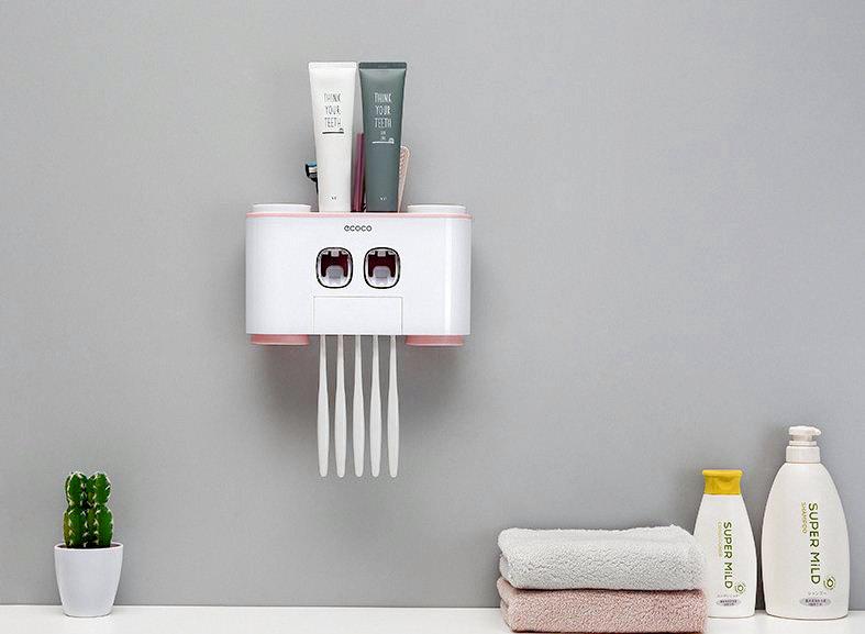 dụng cụ lấy kem đánh răng thông minh Ecoco