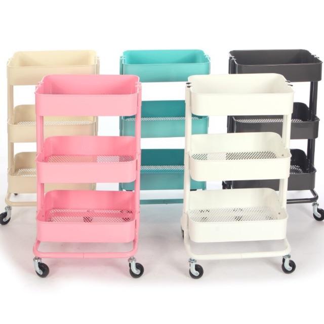 Kệ đựng đồ đa năng Ikea có 5 màu sắc thời trang
