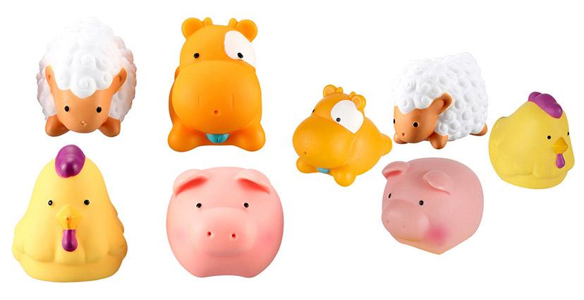 đồ-chơi-hình-thú-cute-bằng-cao-su-cho-bé-1-tuổi-đến-3-tuổi