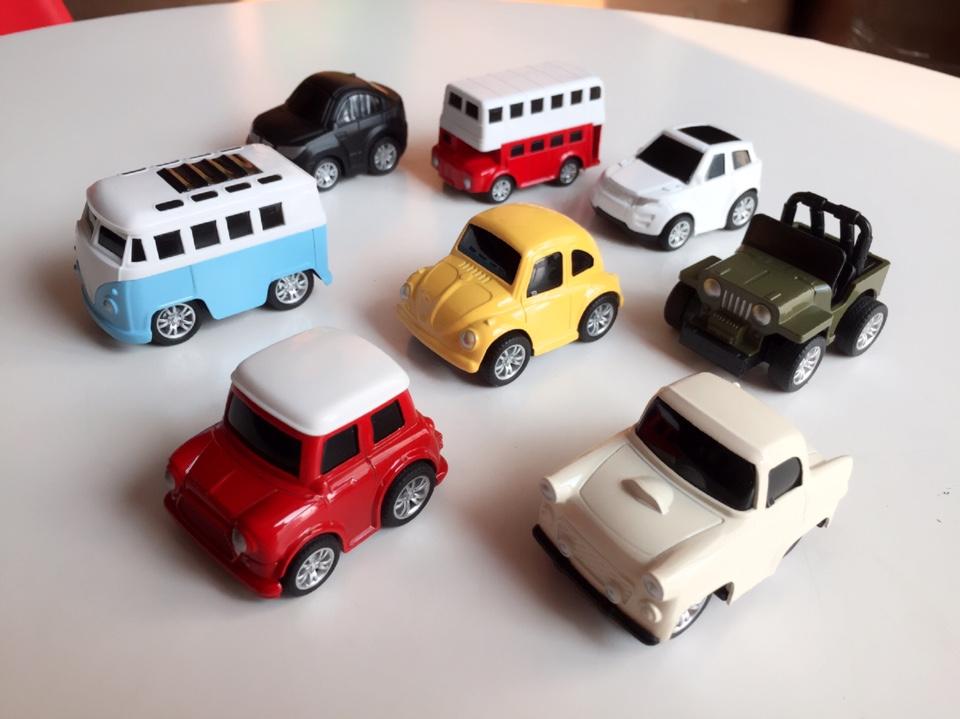 Thiết kế theo mô hình các loại xe nổi tiếng đẹp mắt