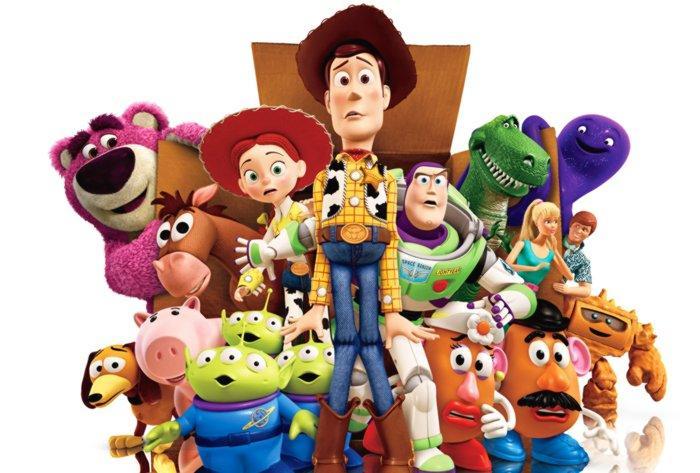 Đồ-chơi-Toy-Story-chàng cao bồi Woody