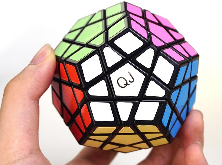 Sản phẩm Đồ chơi Rubik QJ Megaminx