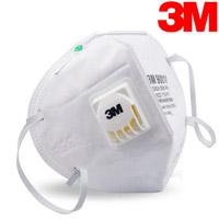 Khẩu trang chống bụi, lọc mùi, kháng khuẩn 3M-9001V