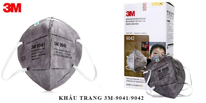 KHẨU TRANG 3M-9042/9041