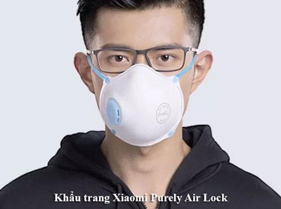 KHẨU TRANG XIAOMI PURELY AIR LOCK