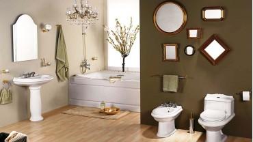 Nhà tắm phong cách công nghiệp - Trào lưu mới trong decor nhà tắm 2018