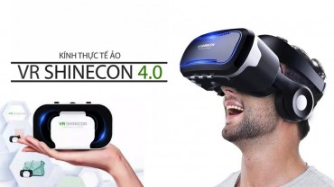 Review kính thực tế ảo VR Shinecon 2018 - Công nghệ giải trí hot nhất hiện nay