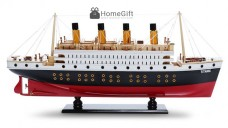 Mô hình du thuyền gỗ đẹp và hiện đại trong trang trí nhà cửa và làm quà tặng