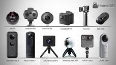 Top Camera 360 độ 4K tốt nhất năm 2019 [Review đánh giá tổng hợp]