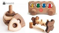 10 lý do khiến đồ chơi bằng gỗ luôn được ưa chuộng trên thế giới