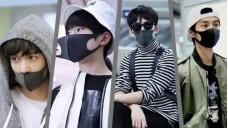 Giới thiệu Khẩu Trang Pitta Mask của Nhật Bản - Gray