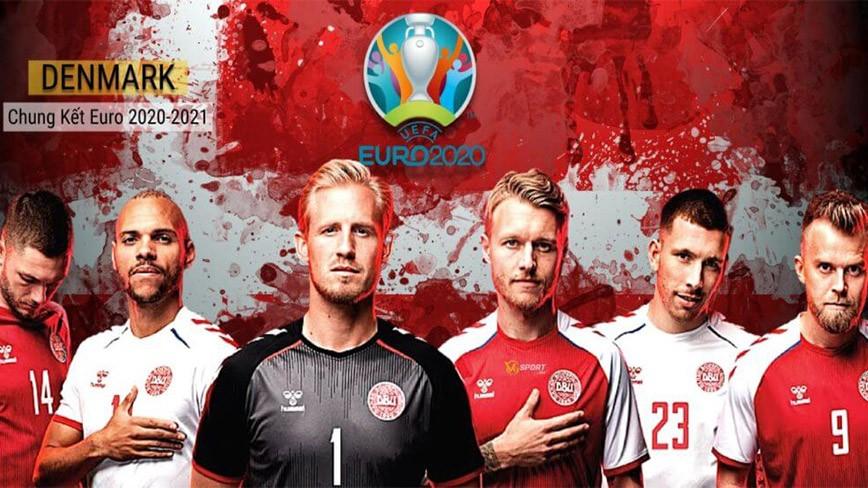 iEURO2020 Dự đoán đội hình của Đan Mạch kì Euro 2020-2021