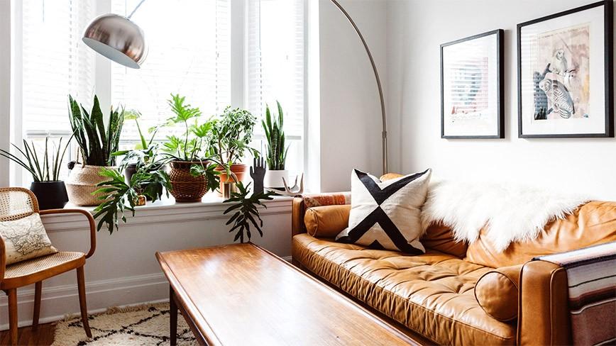 10 cách làm mới nhà và thay đổi không gian trang trí phòng khách